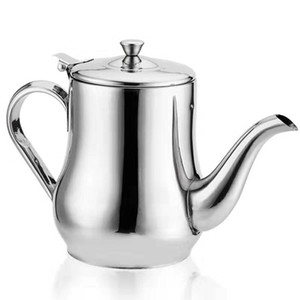 Wholesale Stainless Steel Oil Pot Ingredients Kettle Kitchen Tools Anti drop Safety Environmental Protection And Hygiene