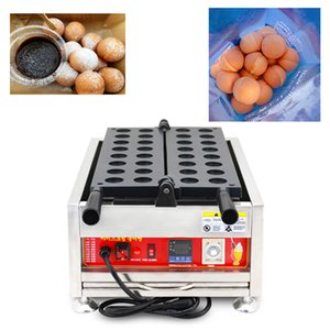Wholesale baby electric for sale - Group buy Digital Display Japanese Egg Waffle Maker v v Electric Baby Castella Machine Ball Shaped Small Sponge Cake Iron Baker
