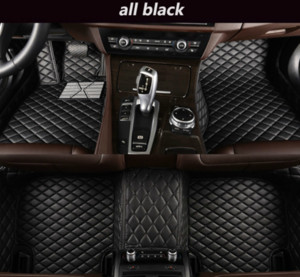 Wholesale Jeep Patriot 2009-2017 car floor mat luxury surrounded by waterproof leather wear-resistant thickening car mat