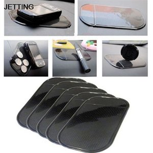 Wholesale JETTING Pc Car Dashboard Sticky Pad Mat Anti Non Slip Gadget Mobile Phone GPS Holder Interior Items Accessories Drop Shipping