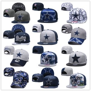 Wholesale 3D Embroidery Dallas Football Rugby Cap 2019 Mother's Day 9FORTY Adjustable Cowboys Hat Leisure Sport Cap