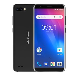 "Ulefone S1 Pro 4G Mobile Phone Android 8.1 Face ID 5.5"" 18:9 MTK6739 Quad Core 1GB 16GB Dual rear camera 13MP 3000mah Smartphone"