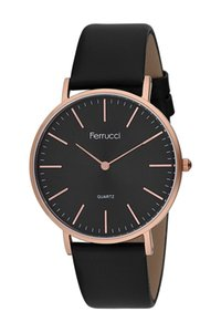 Ferrucci FC11014K.05 Slim Box Classic Men's Watches