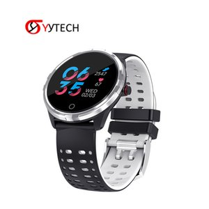 SYYTECH New Long standby X7 Smart Watch Sports Health Tracker Bluetooth Heart Rate Monitor Waterproof Smartwatch