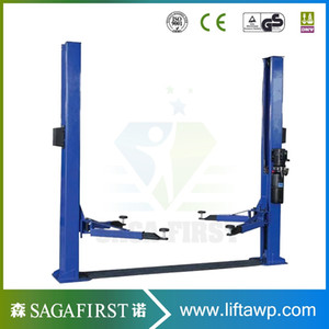 Wholesale Dual Safety Locks Post Truck Lift for Workshop