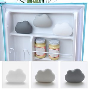 1Pcs House Cloud Shape Refrigerator Deodorant Bamboo Charcoal Wrap Home Use Box Activated Carbon Indoor Odor Sucker Type Box