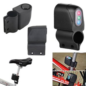 Wholesale New Mountain Bike Bicycle Remote Control Anti theft Alarm Lock with Remote Control New Bicycle Lock