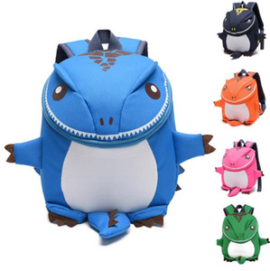 Dinosaur Kids Backpack Girl And Boy Cartoons Toddler Backpack Kindergarten Book Bag Good Gift For Children