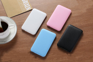 Mobile charger power bank USB Portable Charger backup battery charger full 5000mah for For Iphone Samsung Smartphone