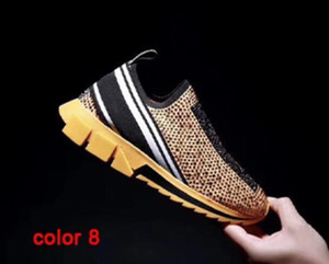 Wholesale 2019 New Summer Slide Sandals Mens Women Rubber Slide Sandal Fashion Brand Slipper Luxury Designer Shoes Indoor and Ou Box Comfortable 35-45