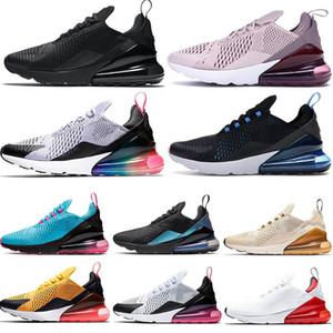 Wholesale Oxygen Cushion 27C Tennis Shoes Mens Sneakers Be True Triple Black Womens Trainers BARELY ROSE Throwback Future Core White Men NIK 36-45