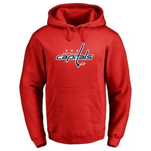 Wholesale WASHINGTON CAPITALS hoodies Alexander Ovechkin TJ Oshie Braden Holtby Name and Number Player sweatshirts for man women kid