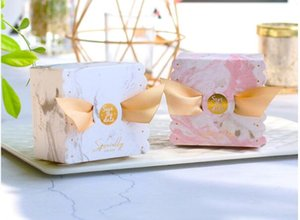 Wholesale Multicolor Angel Candy Box Wedding Favor and Gift Box Sweet Paper Bags for Wedding Decoration Baby Shower Event Party Supplies