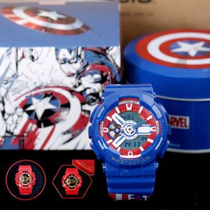 New shock Watch G110 Fashion Atmospheric Stereo Dial 3D Design Blessing Edition Unique Limited Logo Metal Box on Sale