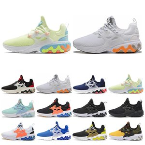 Wholesale Dharma Witness Protection React Presto Men Women Running Shoes Tropical Drinks Rabid Panda Breezy Thursday mens sports sneaker size
