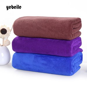 Wholesale yebeile Car Care Polishing Wash Towels Waxed multi functional car towel customized superfine fiber thicker absorbent glass towel