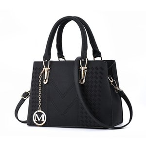 Designer fashion women luxury bags MICKY KEN lady PU leather handbags brand bags purse shoulder tote Bag female Top Quality on Sale