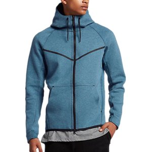 Wholesale Brand Male Hooded Sports Leisure Cotton Autumn and Winter Sweater New Fashion Man s Coat Plus Size M XL