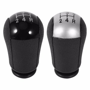Wholesale MT Gear Stick Shift Knob Speed Car For Ford Focus Mondeo MK3 S MAX C MAX Mustang Galaxy Fiesta MK6 Transit universal