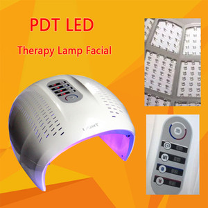 PDT LED Photon Light Therapy Lamp Facial Body Beauty SPA PDT Mask Skin Tighten Acne Wrinkle Remover Device salon beauty equipment