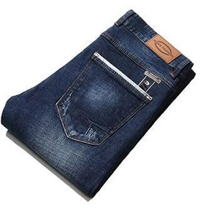 Wholesale LONMMY Plus Size 28 Hollow Out Men Jeans Pants Fashion Casual Scratched Jeans Mens Clothing Cotton Stretch Denim Nice Spring Pop