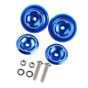 Wholesale bolt cover caps resale online - Motorcycle Frame Fairing Bolts Hole Cap Cover Plug Kit for Kawasaki Z900