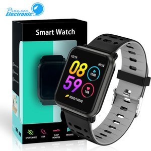 Wholesale P11 smart watch fitness tracker reloj inteligente sport Hart Rate PK N88 smartwatch for apple watch DZ09 with package