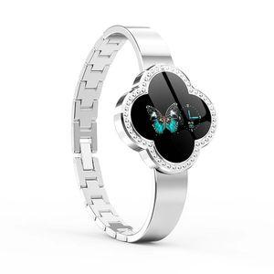 Smart Sports Wristbands Watch Bracelet Blood Pressure Sleep Monitoring Female Specific Waterproof Photography Message hint Data analysis