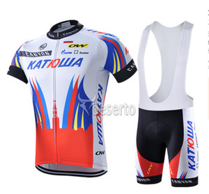 Wholesale 2019 new professional team full direct energy cycling sports suit summer men s breathable mountain bike quick drying bicycle D gel pad