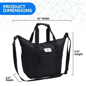 Wholesale Insulated Portable Tote Bag Large picnic lunch cooler bags Mens and Womens oversized travel totes with shoulder strap Thermal