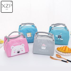 Wholesale XZP Cartoon Baby Insulation Bag Portable Waterproof Thermal Oxford Lunch Bags Convenient Leisure Cute Picnic Outdoor Tote
