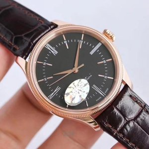 luxury watch designer watches movement watches MKs factory 3132 movement 40mm gold black face