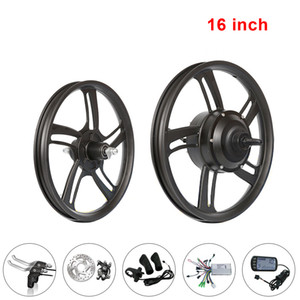 Wholesale motor brushless for sale - Group buy High Speed inch Hob Motor Wheel Kit Electric Bicycle Motor Brushless Entire Completed Wheel Rear Drive V48V250W Gear Motor