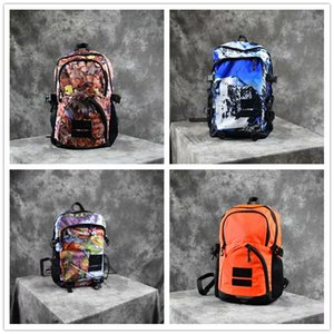 2018 Hot Sale The North x Sup world Map Sports Designer Backpack Travel for High quality Men Women School Recreation Bags