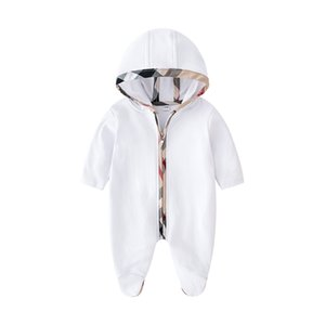 Wholesale Newborn Infant Toddler Baby Boy Girls Long Sleeve Romper Knitting Jumpsuit Clothes Outfits Warm Plain Autumn Cute Lovely M