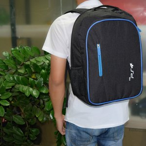 Big Capacity Travel Bags For Playstation4 Shoulder bags Travel Backpack Storage Carrying Protective Case For ps4 Silm Console