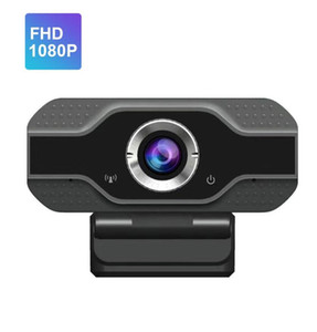 Wholesale china chips resale online - Full HD USB Webcam P Streaming Web Camera auto focus Webcam USB Computer Camera with Microphone for Laptop Desktop Sonix Hisilicon chip