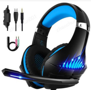 Wholesale xbox one headsets for sale - Group buy 2019 Beexcellent GM Gaming Headset for PS4 PC Xbox One Stereo Surround Sound Over Ear Noise Cancelling Headphone with Mic LED Light