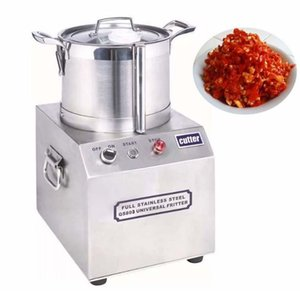 Wholesale make meatballs resale online - Multifunctional High Speed Meatball Beater L Hotel Restaurant Special Food Crusher Electric Ginger Garlic Paste Making Machine