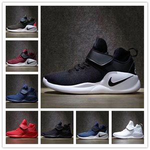Wholesale With sport watch Designer Sneaker New KWAZI Act Men women Running Shoes Back To Future Boots Sneakers Various Colors Trainers High shoes