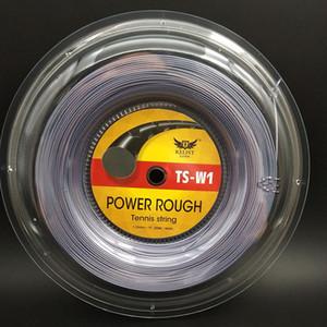 Good quality Big banger polyester Tennis String reel 200m polyester 660ft Grey color