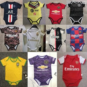 2019 2020 New baby jerseys America For baby 6-18 month soccer Jerseys child football kids shirts kits Customized football uniforms on Sale