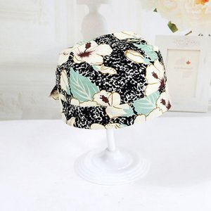 Wholesale Summer Autumn Baby Head Scarf Cute Printed Girl Baby Hat Caps Toddler Photography Props Accessories Kids Children s Hat