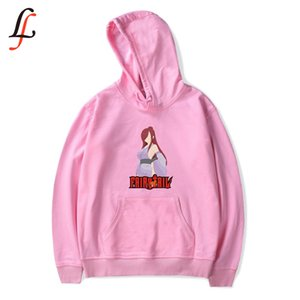 Wholesale Fairy tail Software New Hoodies Sweatshirt Harajuku Women Men Popular Clothes Casual Hot Sale Hooded XL