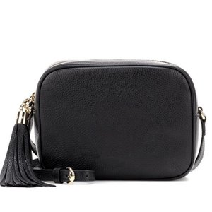 Designer Luxury Handbags Purses Women Leather Soho Bag Disco Shoulder Bag Purse High Quality Camera Crossobody Bags 21cm