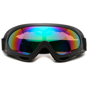 Winter snowman men and women ski mirror sports snowboard goggles double lens anti-fog ski glasses off-road motorcycle mask glasses with box