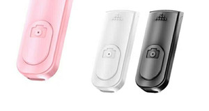 Rechargeable Wireless Bluetooth Selfie Android \ IOS Mobile Phone Shutter Remote Control Device Accessories