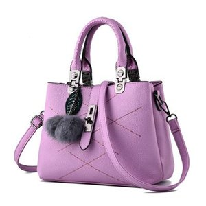 Wholesale 2019 high quality new classic shopping messenger bag fashion pink blue shoulder bag Valentine handbag casual leather bag