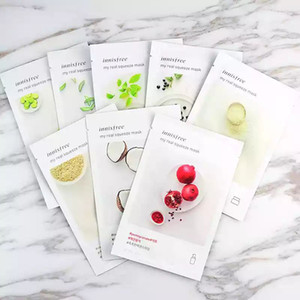 INNISFREE It's Real Squeeze Mask Moisturizing Sheet Mask Anti-Aging Smooth Skin innisfree Korea Cosmetics Facial Mask