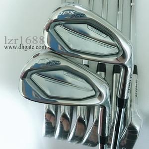 NEW Golf irons Clubs JPX 900 Golf Clubs 4-9 G P JPX 900 irons Regular or Stiff Flex Steel shaft irons Golf Set Free shipping